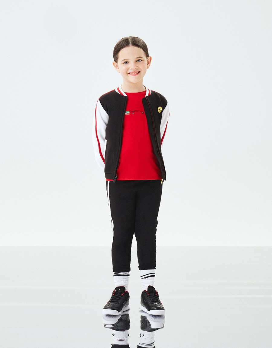 Scuderia Ferrari Collection - FW20 kids' look